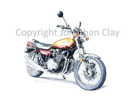 MB006 Kawasaki 1000
