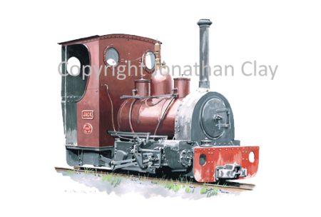 417 John Knowles Ltd., Hunslet 0-4-0WT Jack