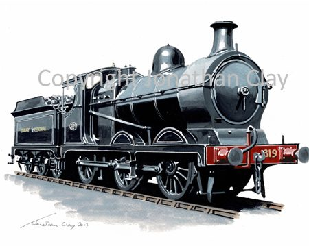 949 Great Central Railway 'Pom-Pom' 0-6-0 No.319