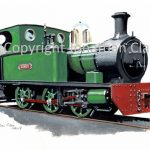 430 Eastwell Quarries Avonside 0-6-0T 'Nancy'