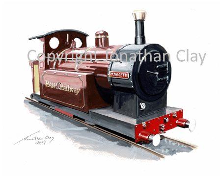 432 RANG Railway S.O diesel 'Bazalgette'