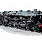 967 LMS BLack Five 4-6-0 No. 44767