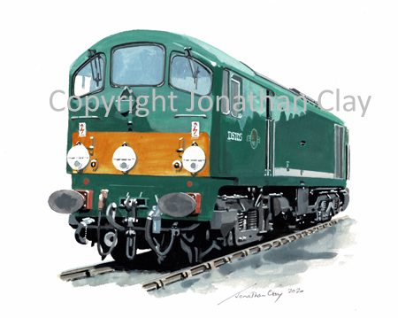 993 Class 28 Co-Bo locomotive No.D5705