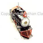 027 Strumpshaw Hall Cagney 4-4-0 No.2
