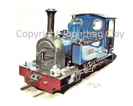 038 Wootton Light Railway  'Sandy'