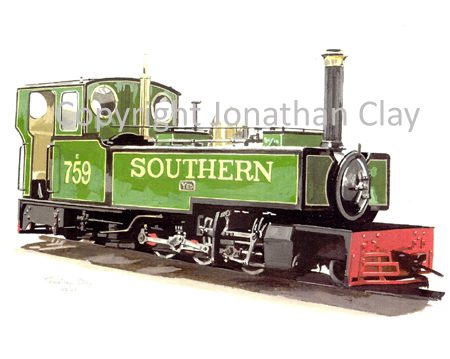 040 L & BR 2-6-2T Yeo