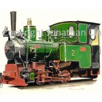 139 Bredgar and Wromshill Railway Jung  0-6-0T Katie