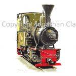 168 Leighton Buzzard Railway 0-4-0T Elf