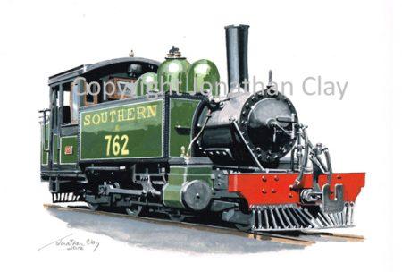 188 Baldwin 2-4-2T  'Lyn'