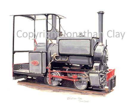 194 Wren Class 0-4-0ST No. 3114