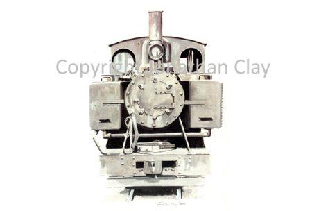 195 Ashover Light Railway WD Baldwin