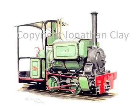 197 Wren Class 0-4-0ST Pixie