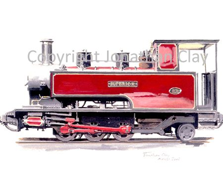 200 Great Whipsnade Railway 0-6-2T Superior