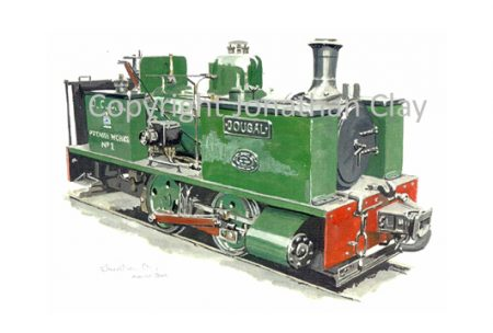 201 Barclay 0-4-0T Dougal