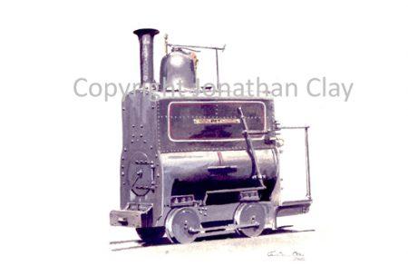 203 LNWR 0-4-0 Crewe Works Shunter Pet
