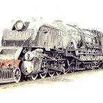 205 SAR Class GMAM Garratt