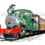259 Sandstone Estates ex. Beira Railway Lawley 4-4-0 No.7