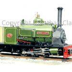 263 Statfold Barn Railway 0-4-0ST Jack Lane