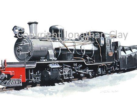 290 SAR Class NG15 2-8-2 (A)