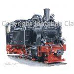 296 Harz Railway 0-6-0T No.99 6101