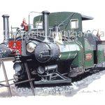 318 Listowel & Ballybunion Hunslet Locomotive