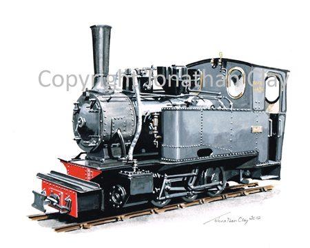 357 Henschel 0-6-0T No.13070