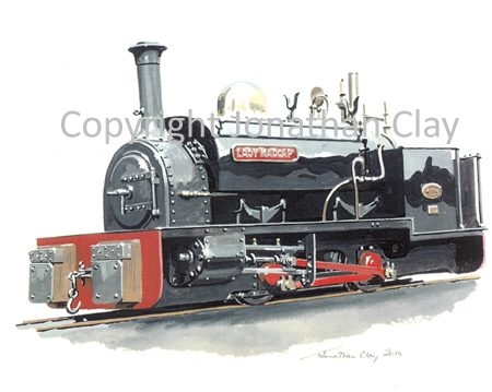 363A Dinorwic Quarries 0-4-0ST Lady Madcap (Black)