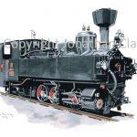 394 Zillertalbahn U class 0-6-2T No.2