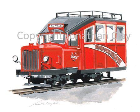 398 Statfold Barn Railway 'The Goose'