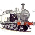 505 LMS Class 3F Jinty 0-6-0T No.47324