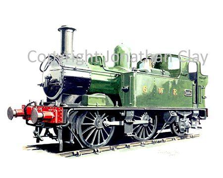 588 GWR 14XX  Auto-tank No.1444 (GWR Green)