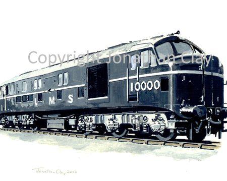 698 LMS Diesel 10000 - Black