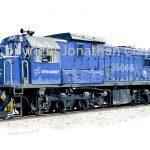 711 SAR (Spoornet) Class 35 diesel No. 35045