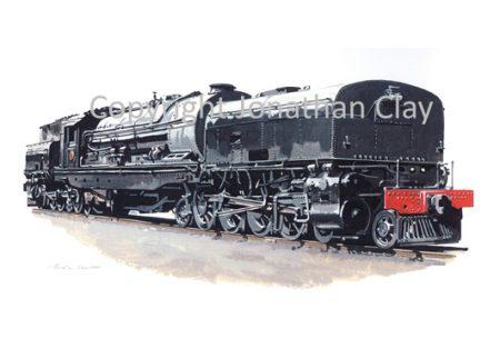 779 SAR Class GL Garratt