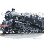786 BR Standard Class 4 2-6-4T No. 80002