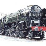 813 BR Standard Class 9F 2-10-0 No.92220 Evening Star