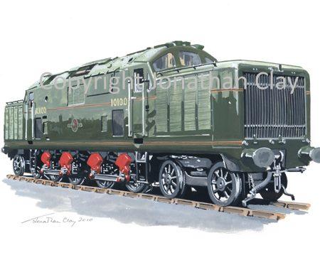 825 Fell Diesel-Mechanical 2-D-2 Loco No.10100