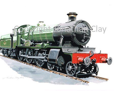 901 GWR Manor 4-6-0 No.7820 Dinmore Manor (BR Green)