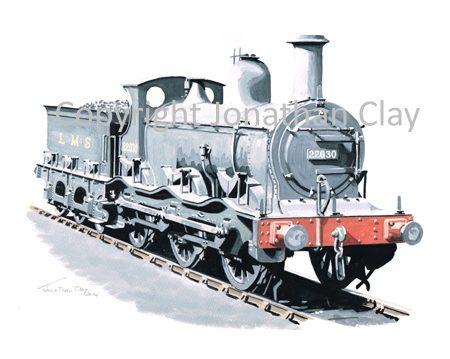 914 Ex Midland Railway Kirtley 0-6-0 No. 22630