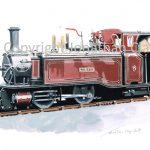 154 Single Fairlie 0-4-4T Taliesin