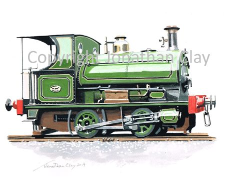 945 Stirchley Iron Co. Peckett Class M4 0-4-0ST No. 947