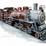 083 South Shields Lakeshore Railroad 'Adiela'