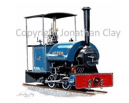 431 Groudle Glen Railway 0-4-0ST 'Otter'